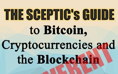 "Interview povodom objave knjige ""The Sceptic's Guide to Bitcoin, Cryptocurrencies and the Blockchain"""